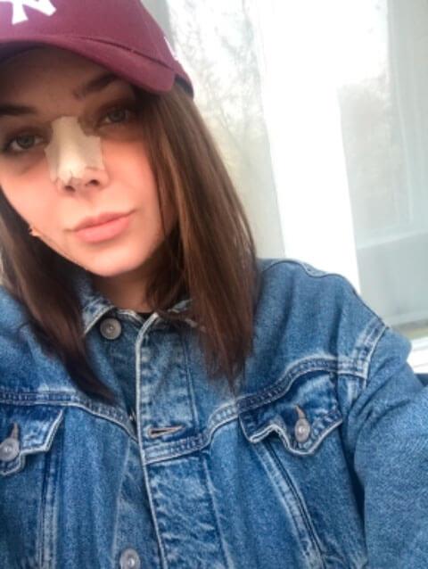 Катя 19 лет